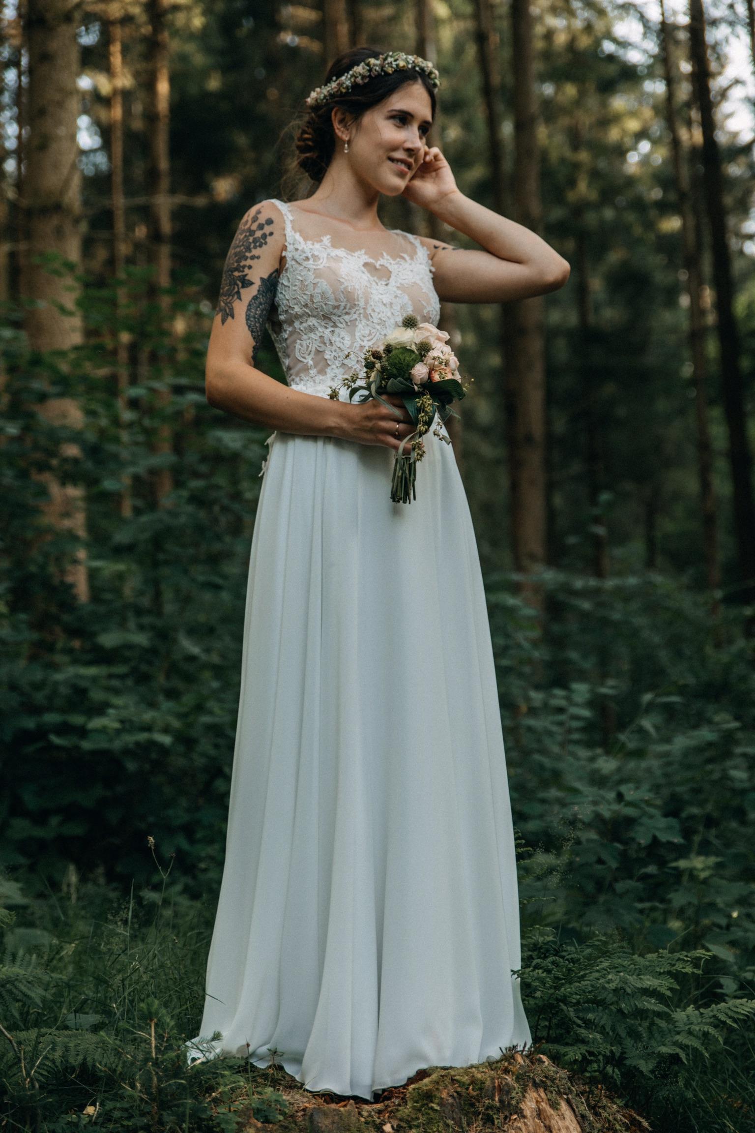 Stilvolle Brautmode In Pfungstadt Bei Darmstadt Edel Brautmoden