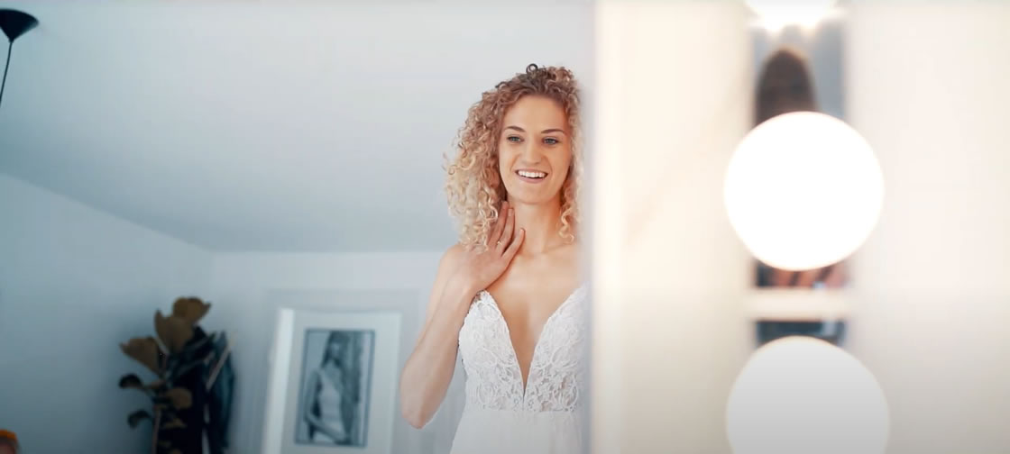 Edel Brautmoden Video Thumbnail
